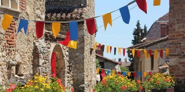 Medieval festival 'The Knights time'