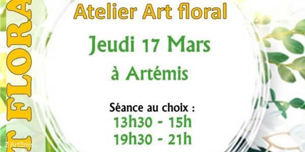 Art floral: 'un si joli bouquet' avec Artémis