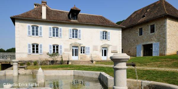 Visit of the Maison d'Izieu, summer and permanent exhibition
