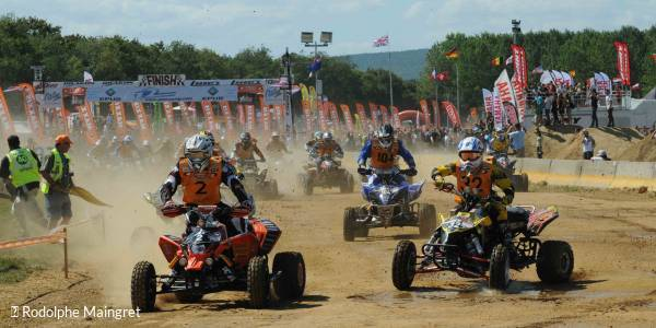 '12 hours of Pont-de-Vaux' Maxxis Mondial of quad