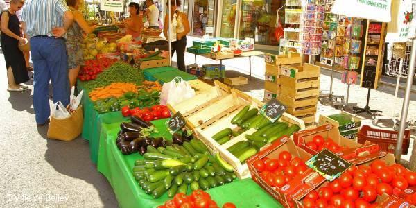 Market of Belley