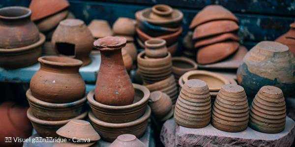 Stage poterie enfants à Atelier Antonelli