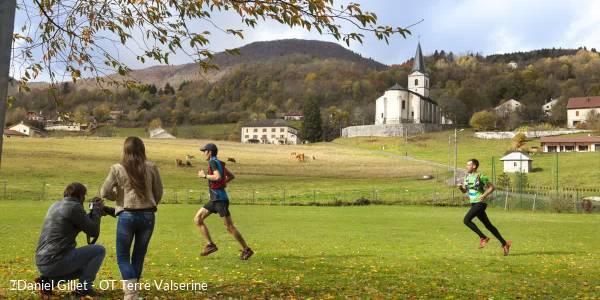 Trail de la Valserine
