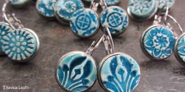 Portes ouvertes à l'atelier de céramique de Pérouges : Atelier-boutique SL-Art + Design