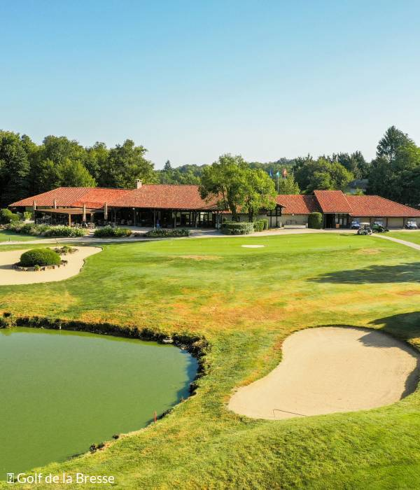 Bresse Golf Club: one of the most stunning courses in the Auvergne Rhône-Alpes region