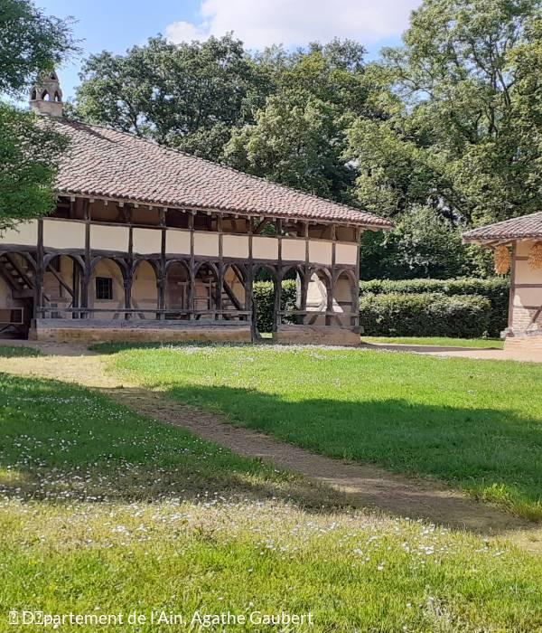 Bresse Museum and Domaine des Planons Farm